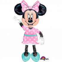 Festivalshop - Folieballon airwalker Minnie Mouse - AM3433101
