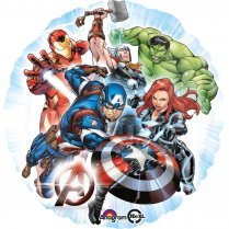 Festivalshop - Folieballon the Avengers van Marvel 43cm - AM3465501