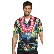 Festivalshop - Fotorealistisch T Shirt beach boy Hawaii - BO84421