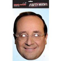 Festivalshop - François Hollande Masque-Arade photo - 905003