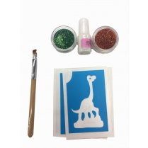 Festivalshop - Glitter Tattoo Set The Good Dinosaur 43 - MC160535