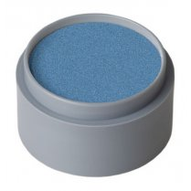Festivalshop - Grimas Water Make-upPearl 731 Blauw 15ml - 8717277001723