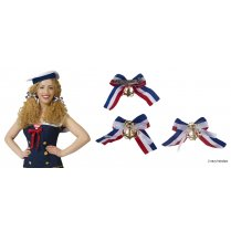 Festivalshop - Hair Clips Lady Navy Sailor - 59/59391