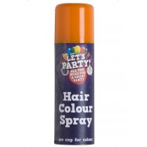 Festivalshop - Hair spray orange 125ml - SM052O