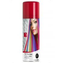 Festivalshop - Hair spray red 125ml - SM052R
