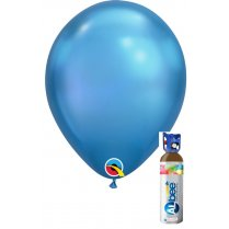 Festivalshop - Helium filling for 1 latex balloon 45cm - FSBD0060