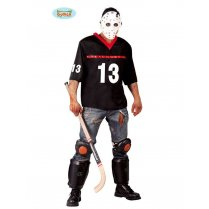 Festivalshop - Hockey Horror Jason Dead One Size - FG80677