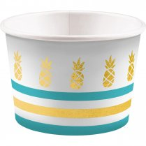Festivalshop - Ijsbakjes ananas Pineapple vibes 270ml - AM9903312