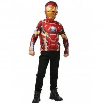 Festivalshop - Iron Man set kind masker en top - RF300113