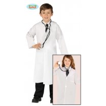 Festivalshop - Coat doctor hospital white child - FG81471