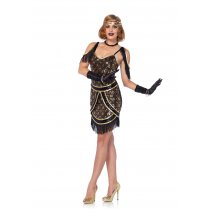 Festivalshop - Charleston Speakeasy Sweetie Kleid - LA85545