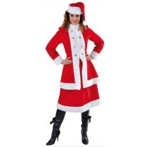 Festivalshop - Christmas Woman Costume Russian - MA215502