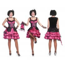 Festivalshop - Dress French cancan pink - 30/502096