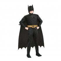 Festivalshop - Kostuum Batman Deluxe Kind - RE881290