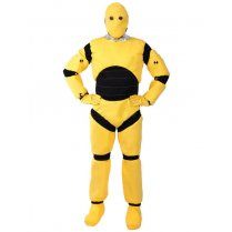 Festivalshop - Kostuum Crash Test Dummy - OR62796