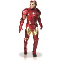 Festivalshop - Kostuum Iron Man Collector Luxe - RF810409STD