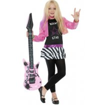Festivalshop - Kostuum Kind Glam Rock Star - SM36334