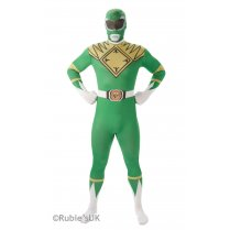Festivalshop - Kostuum Power Rangers Green Ranger - RE810949