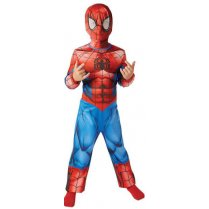 Festivalshop - Kostuum Spiderman Classic Ultimate - RF620680