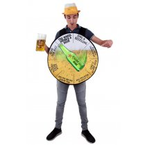 Festivalshop - Suit the wheel of beer one size - PX07706