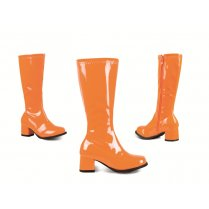 Festivalshop - Boots Retro Kids Neon Orange - BO49051