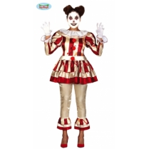 Festivalshop - Lady killer clown - FG88774