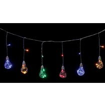 Festivalshop - Led lichtsnoer outdoor multi color 3m - FG22128