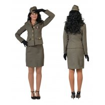 Festivalshop - Army Soldier Lady Classic - 30/503130