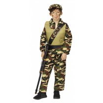 Festivalshop - Costume Army Action Force - FA44210
