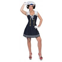 Festivalshop - Sailor Lady Salty Sailor Blue Short - 30/511094