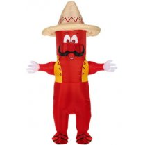 Festivalshop - Mexican chili pepper inflatable - WD75514