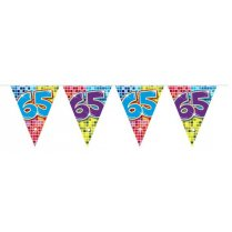Festivalshop - Mini Flagline Birthday Blocks 65 j - FO60565