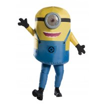 Festivalshop - Minion Stuart kind Opblaasbaar - RE610889