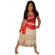 Festivalshop - Moana Disney Princess Jurk - RE630036