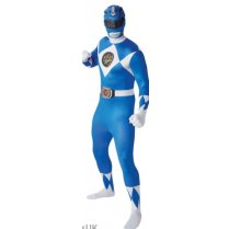 Festivalshop - Morphin Power Rangers Blue Ranger - RE810948