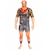 Festivalshop - Morphsuit 2nd Skin Hillbilly USA - 30/905009
