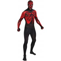 Festivalshop - Morphsuit 2nd Skin Star Wars Darth Maul - RF880977
