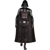 Festivalshop - Morphsuit 2nd Skin Star Wars Darth Vader - RF880978