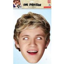Festivalshop - One Direction Niall Masque en Carton - RENHORA01