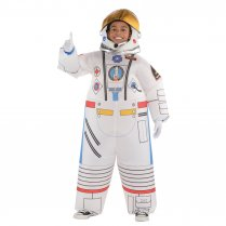 Festivalshop - Children′s costume inflatable astronaut - AM9903636
