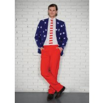 Festivalshop - Opposuit Stars and Stripes USA - OSUI0023EU