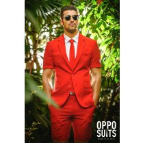 Festivalshop - Opposuit Summer Red Devil - OSUM0008EU