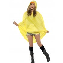 Festivalshop - Party Poncho Eend - SM27613