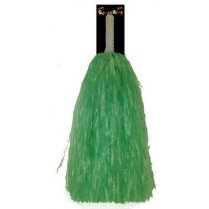 Festivalshop - PomPom with handle green - FA43001N