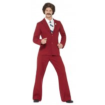 Festivalshop - Presentator the legend of Ron Burgundy - SM20501