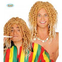 Festivalshop - Perruque rasta dreadlocks blonde - FG4579