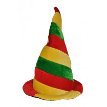 Festivalshop - Point Hat Red Yellow Green - 55/55212