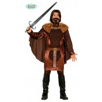 Festivalshop - Knight brown with cape - FG84984