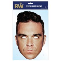 Festivalshop - Robbie Williams photomasque Carton - REROBBI02