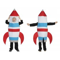 Festivalshop - Space Rocket Costume Child - 30/403149